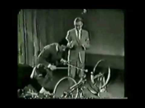 Frank Zappa's Bicycle Debut