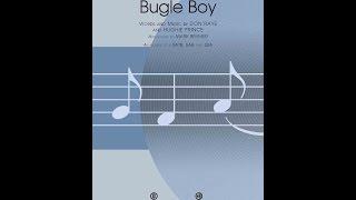 Boogie Woogie Bugle Boy - Arranged by Mark Brymer