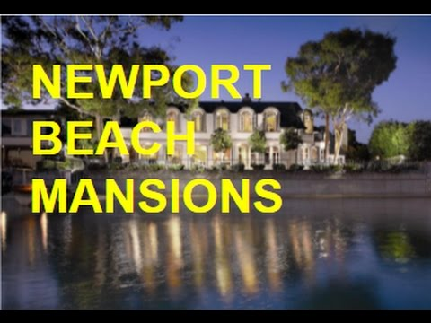 Newport Beach million dollar listings and mansions for sale