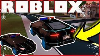 WORKING AS AN UBER DRIVER IN ROBLOX JAILBREAK | EASY MONEY MAKER!