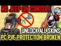 ARK: No Jeep On XB1 PS4! Offline Protection For PVE Broke - All Cosmetic Items Unlocked?