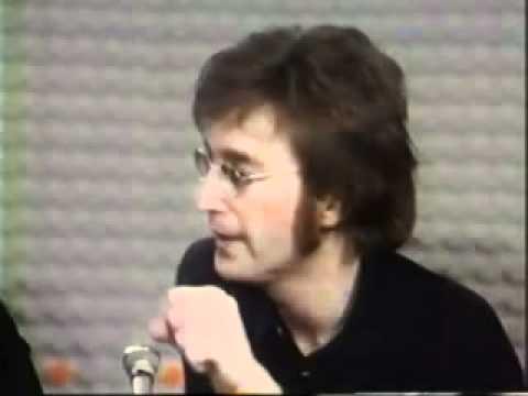 John Lennon interview Ralph Nader on Mike Douglas Show (Excerpt - 1972)