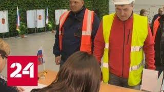 Севастополь и Крым впервые выбирают президента РФ - Россия 24