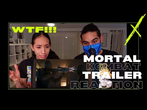 !!INSANE!!!MORTAL KOMBAT REACTION!!! RESTRICTED Full! - The B Project