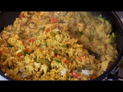 indian-curry-chicken-fried-rice-easy-recipe---stepbystepchef
