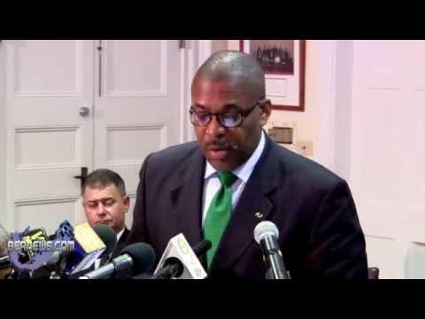Minister Walter Roban Post Throne Speech Statement, Nov 2 2012