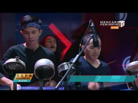 Batutara Percussion  Garuda Pancasila