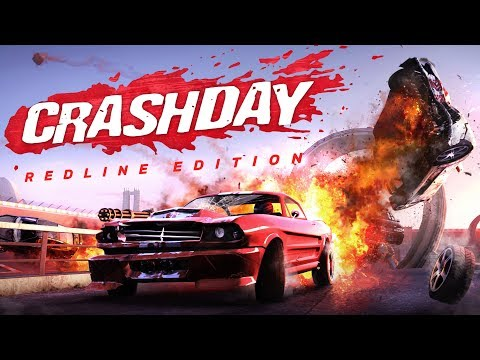 Crashday Redline Edition Youtube Video