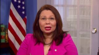 Senator Tammy Duckworth new Message to trump