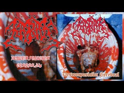 KABAK - Descomposición Cerebral (Full Album-1998)