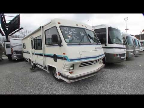 SOLD!1993 Tiffin Allegro Bay M-30 Class A , 53K Miles, Must See Immaculate RV, $10,995