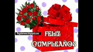Felicidades Hermanita Dios Te Bendiga Youtube
