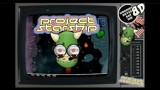 Project Starship: Awesome 80's style bullet hell madness! Video
