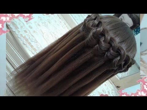 Peinados Recogidos Faciles Para Cabello Largo Bonitos Y Rapidos Con Trenzas Para Niña Para Fiestas58
