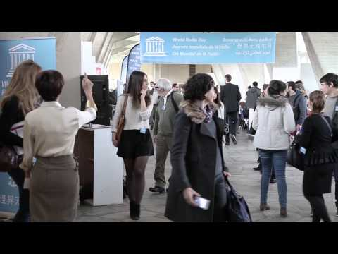 World Radio Day 2015 event at UNESCO HQ in Paris