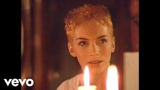 Eurythmics, Annie Lennox, Dave Stewart - Here Comes the Rain Again (Official Video)