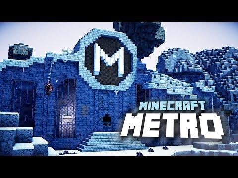 MINECRAFT: METRO #6