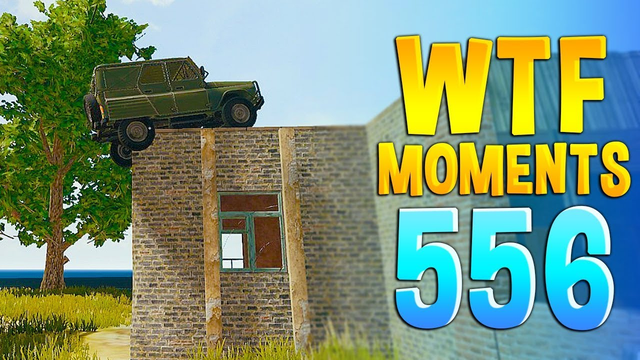 PUBG WTF Funny Daily Moments Highlights Ep 556