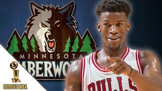 Jimmy butler traded to the timberwolves!!!