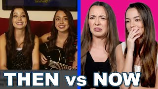 THEN vs NOW Our 500th Video?! - Merrell Twins