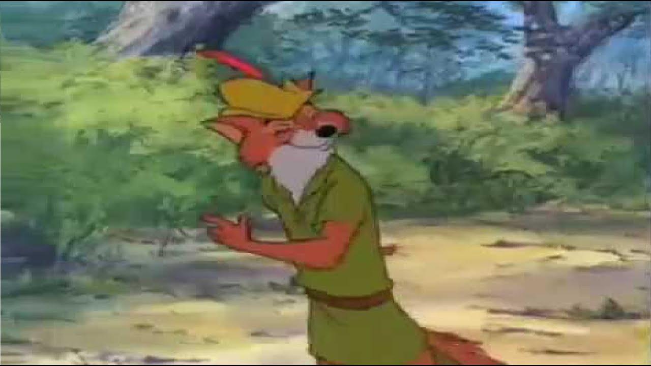 (Walt Disney) Robin des Bois  Quel beau jour vraiment  ~ Walt Disney Robin Des Bois