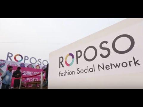 Roposo at NH7 Weekender, Delhi