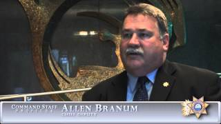 HCSO Chief Deputy Allen Branum Command Staff Series