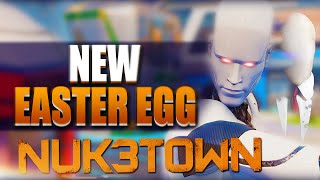 "NUEVO EASTER EGG!! NUKETOWN ""Slenderman"" Black Ops 3! - Call Of Duty: Black Ops 3"