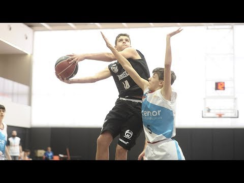 Minicopa Endesa (fase previa): Cenor Obradoiro - Bilbao Basket