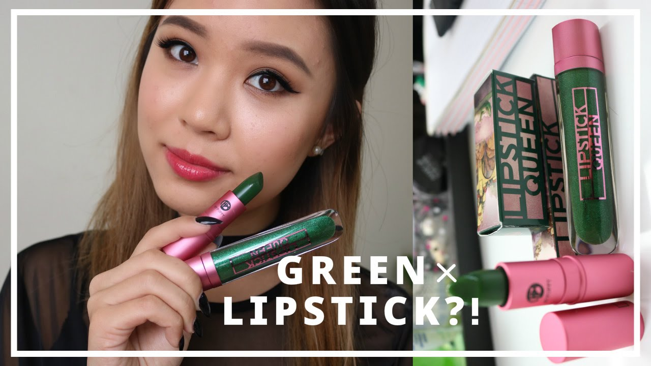 Lipstick queen frog prince review