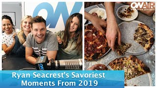 Ryan Seacrest's Savoriest Moments From 2019 | On Air With Ryan Seacrest