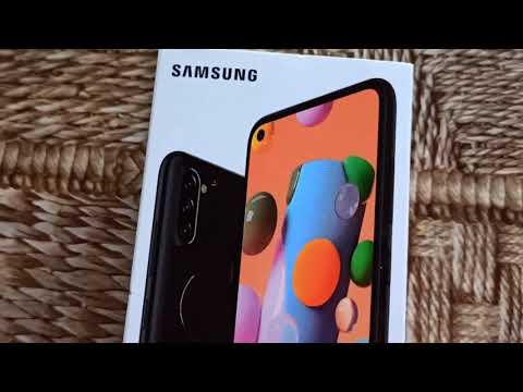 Мобільний телефон Samsung Galaxy A11 2/32GB Red (SM-A115FZRNSEK)