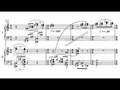 Charles Ives  Three QuarterTone Pieces 13