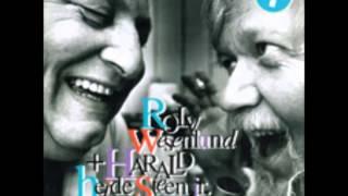 Rolv Wesenlund + Harald heide Steen jr. = Wesensteen - Vokt dem for barnevakten
