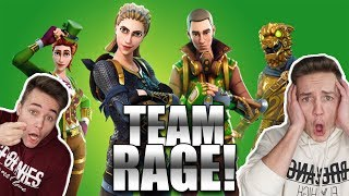 TEAM RAGE + V-BUCKS GIVEAWAY 😍 ! FORTNITE BATTLE ROYALE LIVE !