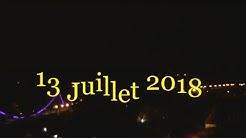 Villemur sur tarn - Feu d'artifice -2018