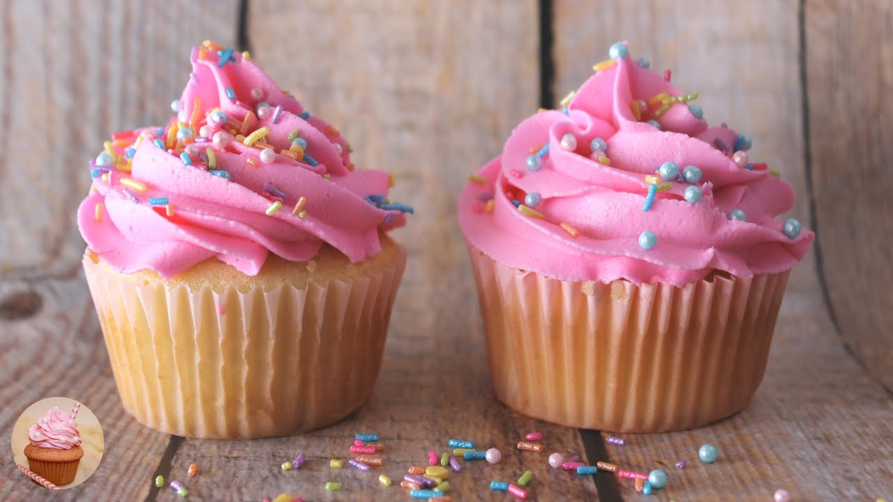 Confetti Cupcakes | How To Make Sprinkle Cupcakes | Party Cupcakes |Sweet  Tooth Cupcakes