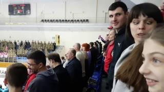 Как команда Мотор из Запорожья с французами играла - 4 марта 2017