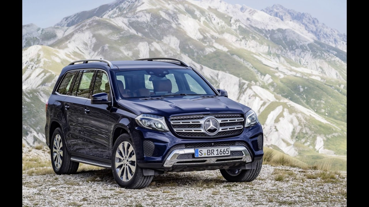 Redesign 2018 Mercedes Benz All New Gls 450 Youtube