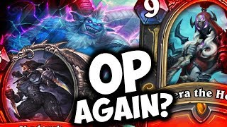 THE WITCHWOOD MADE QUEST ROGUE OP AGAIN? | VALEERA THE HOLLOW | HEARTHSTONE | DISGUISED TOAST