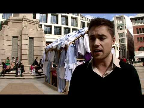 Shirts4Shelter | Paternoster Square, London
