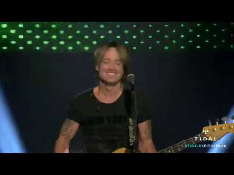 Keith Urban - John Cougar, John Deere, John 3:16 - Live