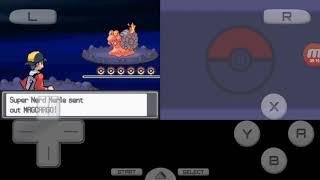 Blaine's fiery fight| Pokemon Soul Silver ep29