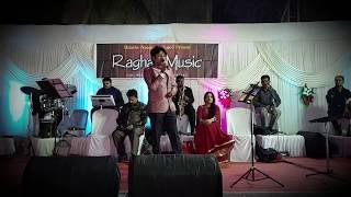 # RAGHAV_MUSIC LIVE SHOW # HITASHV NANAVATI LALO # THE GREAT KUMAR SHANU # EVERGREEN SONGS MELODY #