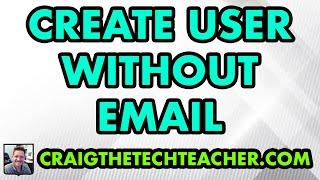 كيفية إنشاء مستخدم في ويندوز 10 بدون عنوان البريد الإلكتروني