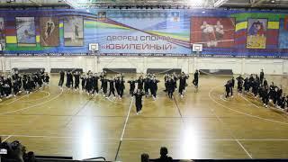 Репетиция школы Тодес Кашира)