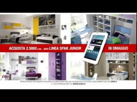 Promozione Camerette Spar Junior Youtube