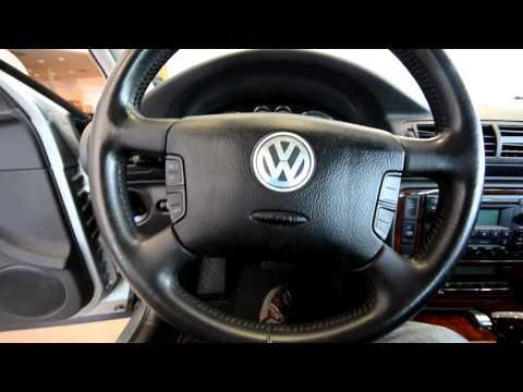 2005 VW Passat GLX V6 Wagon (stk# P2496 ) for sale at Trend Motors Volkswagen in Rockaway, NJ