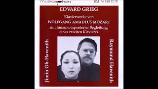 Mozart / Grieg - Piano Sonata No. 15 in F major, K. 533, 1. Allegro