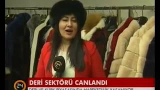 Alleather İDF  24 tv Moderatör Gün Ortası Haberde 24.01.2017